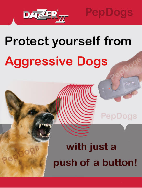 High Frequency Dog Barking Deterrent